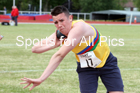 Boys under-15s shot putt, Northern Under-17s and Under-15s Inter-Counties, Sports Village, Middlesbrough. Photo: David T. Hewitson/Sports for All Pics