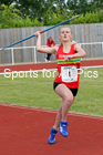 Girls under-15s javelin, Northern Under-17s and Under-15s Inter-Counties, Sports Village, Middlesbrough. Photo: David T. Hewitson/Sports for All Pics