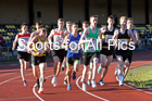 Stan Long Mile Trophy, North East Grand Prix, Monkton Stadium, Jarrow. Photo: David T. Hewitson/Sports for All Pics