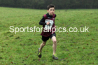 Boys under-13s, NECAA Junior Cross Country Relays, Thornley Farm, Peterlee, Saturday, December 12th. Photo: David T. Hewitson/Sports for All Pics