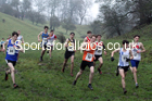 Mens under-17s, NECAA Junior Cross Country Relays, Thornley Farm, Peterlee, Saturday, December 12th. Photo: David T. Hewitson/Sports for All Pics