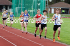 3000 metres, NECAA Open Meeting, Morpeth, Sunday, September 27th. David T. Hewitson/Sports for All Pics