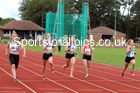100 metres 05, NECAA Open Meeting, Morpeth, Sunday, March 23rd. David T. Hewitson/Sports for All Pics