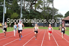 100 metres 06, NECAA Open Meeting, Morpeth, Sunday, March 23rd. David T. Hewitson/Sports for All Pics