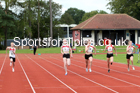 100 metres 08, NECAA Open Meeting, Morpeth, Sunday, March 23rd. David T. Hewitson/Sports for All Pics