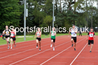 100 metres 10, NECAA Open Meeting, Morpeth, Sunday, March 23rd. David T. Hewitson/Sports for All Pics