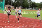 100 metres 14, NECAA Open Meeting, Morpeth, Sunday, March 23rd. David T. Hewitson/Sports for All Pics