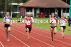 100 metres 15, NECAA Open Meeting, Morpeth, Sunday, March 23rd. David T. Hewitson/Sports for All Pics