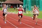 100 metres 16, NECAA Open Meeting, Morpeth, Sunday, March 23rd. David T. Hewitson/Sports for All Pics