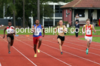 100 metres 20, NECAA Open Meeting, Morpeth, Sunday, March 23rd. David T. Hewitson/Sports for All Pics