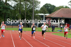100 metres 24, NECAA Open Meeting, Morpeth, Sunday, March 23rd. David T. Hewitson/Sports for All Pics