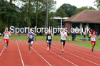 100 metres 25, NECAA Open Meeting, Morpeth, Sunday, March 23rd. David T. Hewitson/Sports for All Pics