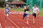 100 metres 26, NECAA Open Meeting, Morpeth, Sunday, March 23rd. David T. Hewitson/Sports for All Pics