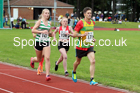 800 metres 01, NECAA Open Meeting, Morpeth, Sunday, March 23rd. David T. Hewitson/Sports for All Pics