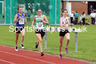 800 metres 05, NECAA Open Meeting, Morpeth, Sunday, March 23rd. David T. Hewitson/Sports for All Pics