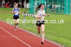 800 metres 08, NECAA Open Meeting, Morpeth, Sunday, March 23rd. David T. Hewitson/Sports for All Pics