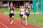800 metres 10, NECAA Open Meeting, Morpeth, Sunday, March 23rd. David T. Hewitson/Sports for All Pics