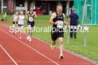 800 metres 11, NECAA Open Meeting, Morpeth, Sunday, March 23rd. David T. Hewitson/Sports for All Pics