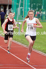 800 metres 12, NECAA Open Meeting, Morpeth, Sunday, March 23rd. David T. Hewitson/Sports for All Pics
