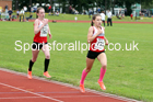 800 metres 14, NECAA Open Meeting, Morpeth, Sunday, March 23rd. David T. Hewitson/Sports for All Pics