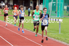 800 metres 18, NECAA Open Meeting, Morpeth, Sunday, March 23rd. David T. Hewitson/Sports for All Pics