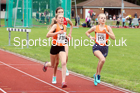 800 metres 20, NECAA Open Meeting, Morpeth, Sunday, March 23rd. David T. Hewitson/Sports for All Pics