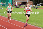 800 metres 23, NECAA Open Meeting, Morpeth, Sunday, March 23rd. David T. Hewitson/Sports for All Pics