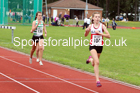 800 metres 24, NECAA Open Meeting, Morpeth, Sunday, March 23rd. David T. Hewitson/Sports for All Pics