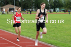 800 metres 49, NECAA Open Meeting, Morpeth, Sunday, March 23rd. David T. Hewitson/Sports for All Pics