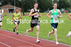 800 metres 67, NECAA Open Meeting, Morpeth, Sunday, March 23rd. David T. Hewitson/Sports for All Pics