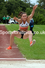 Long Jump 01, NECAA Open Meeting, Morpeth, Sunday, March 23rd. David T. Hewitson/Sports for All Pics
