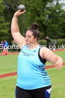 Shot Putt 06, NECAA Open Meeting, Morpeth, Sunday, March 23rd. David T. Hewitson/Sports for All Pics