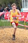 Intermediate boys, 2020 New Balance English Schools Champs., Sefton Park, Liverpool. Photo: David T. Hewitson/Sports for All Pics
