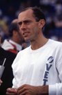 Steve Ovett at the AAA Champs, 1989
