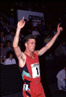 Tom McKean wins in Edinburgh, 1990