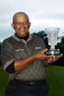 Jerry Bruner winner of the De Vere Northumberland Seniors Classic 2003