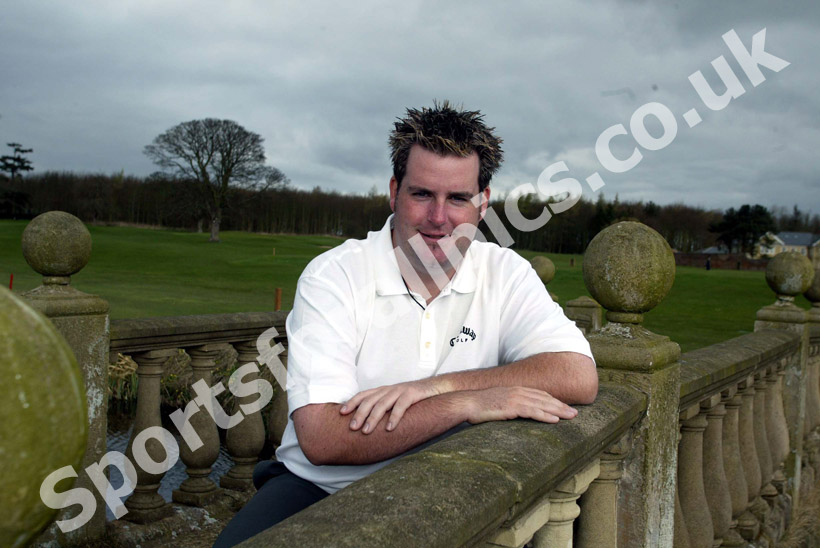 Ken Ferrie at Matfen Hall Golf Club