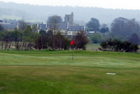 Rothbury Golf Club 2nd hole